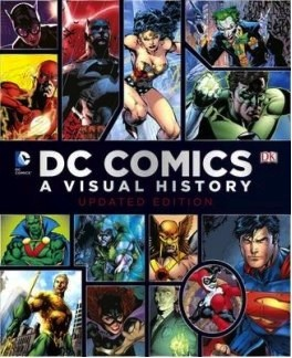 DC Comics Visual History