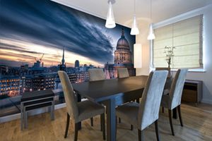 Top 10 City Skyline Murals