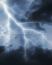Lightning Bolt mural wallpaper thumbnail