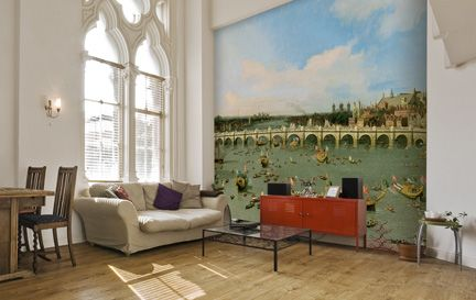 Canaletto Wall Murals Wallpaper