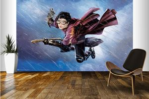 Bring the Magic home - Harry Potter Wallpaper Murals exclusively from Wallsauce