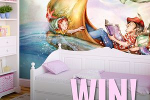 Competition- Win a kids' Wall Mural for Christmas!