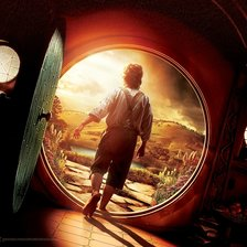 An Unexpected Journey, The Hobbit wall mural