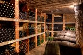 Wine Bottles mural wallpaper thumbnail