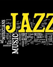 New Orleans Jazz mural wallpaper thumbnail
