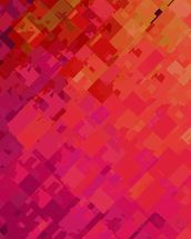 Purple and Orange mural wallpaper thumbnail