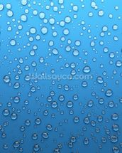 Droplets wallpaper mural thumbnail