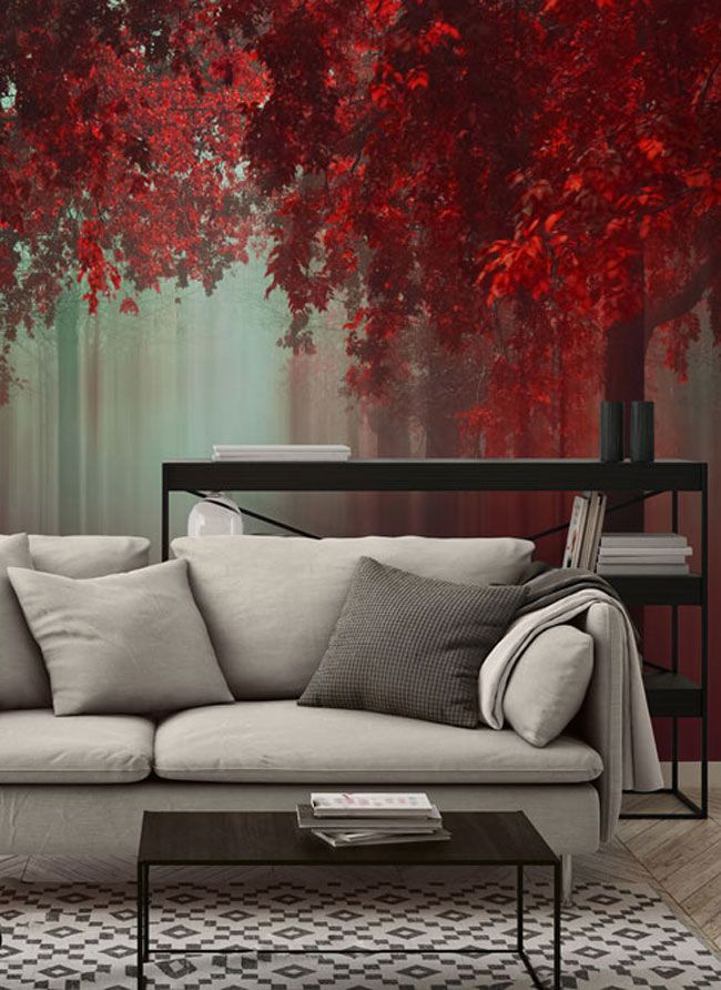 Autumn Wallpaper Ideas that Will Make Your Home Warm and Inviting