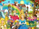 The Fairy Tales wall mural thumbnail