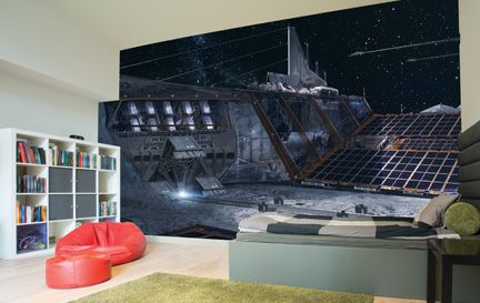 Simon Fetscher Wall Murals Wallpaper