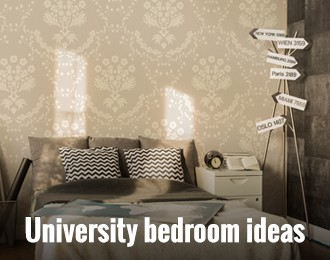 5 Creative University Bedroom Ideas