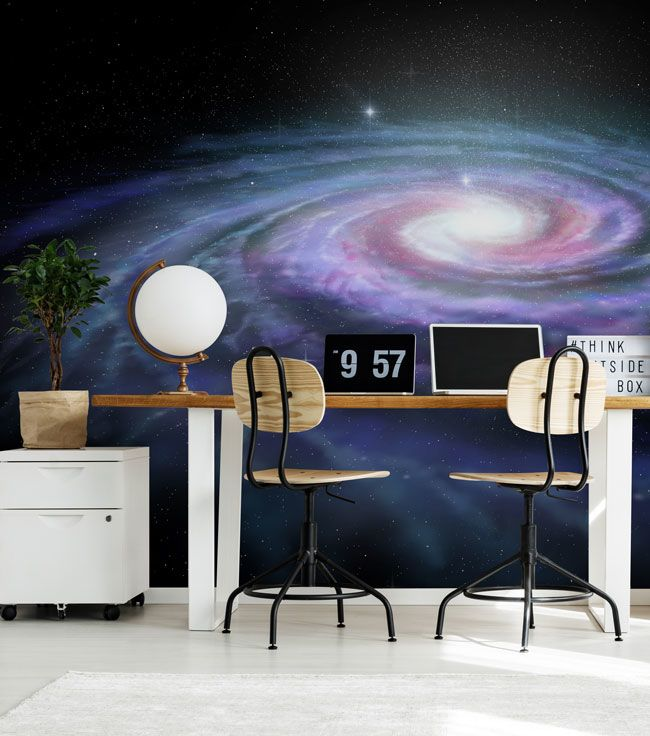 10 Universe Wallpaper Murals to Rock Your World!