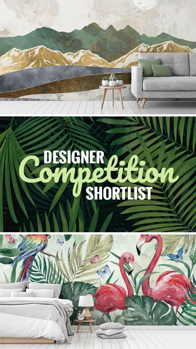 Competition: The Next Designer Wallpaper Collection