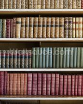 Old Book Collection mural wallpaper thumbnail