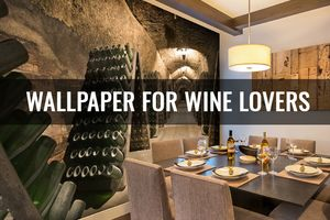 5 Wallpaper Gifts For People Who Love Wine