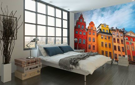 Sweden Wallpaper Wall Murals Wallpaper