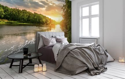 Landscape Wallpaper Wall Murals Wallsauce Uk