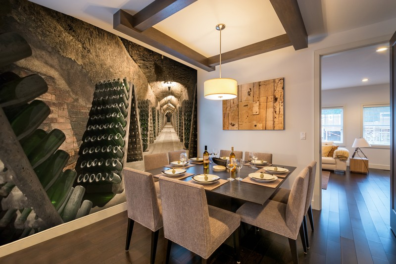 Epic Wine Cellar Wallpaper