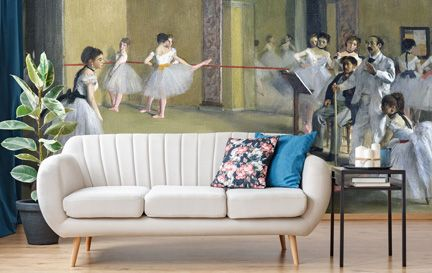 Degas, Edgar Wallpaper Murals