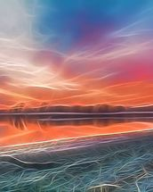 Light Shoreline mural wallpaper thumbnail