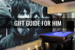 The Alternative Gift Guide for Him