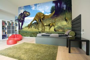 Favourite Dinosaur Wallpapers and Exciting Wall Murals