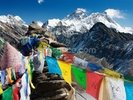 Mt Everest wall mural thumbnail