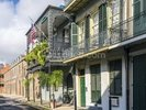 New Orleans French Quarter wall mural thumbnail