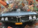 Graffiti - Car Smash wall mural thumbnail