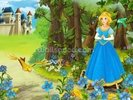 The Princess wall mural thumbnail