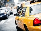 New York Taxi wall mural thumbnail