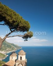 Amalfi Coastline wallpaper mural thumbnail