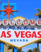 Welcome to Las Vegas mural wallpaper thumbnail