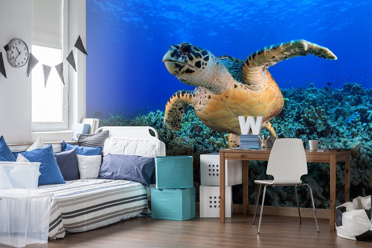 Sea_turtle_wallpaper_mural