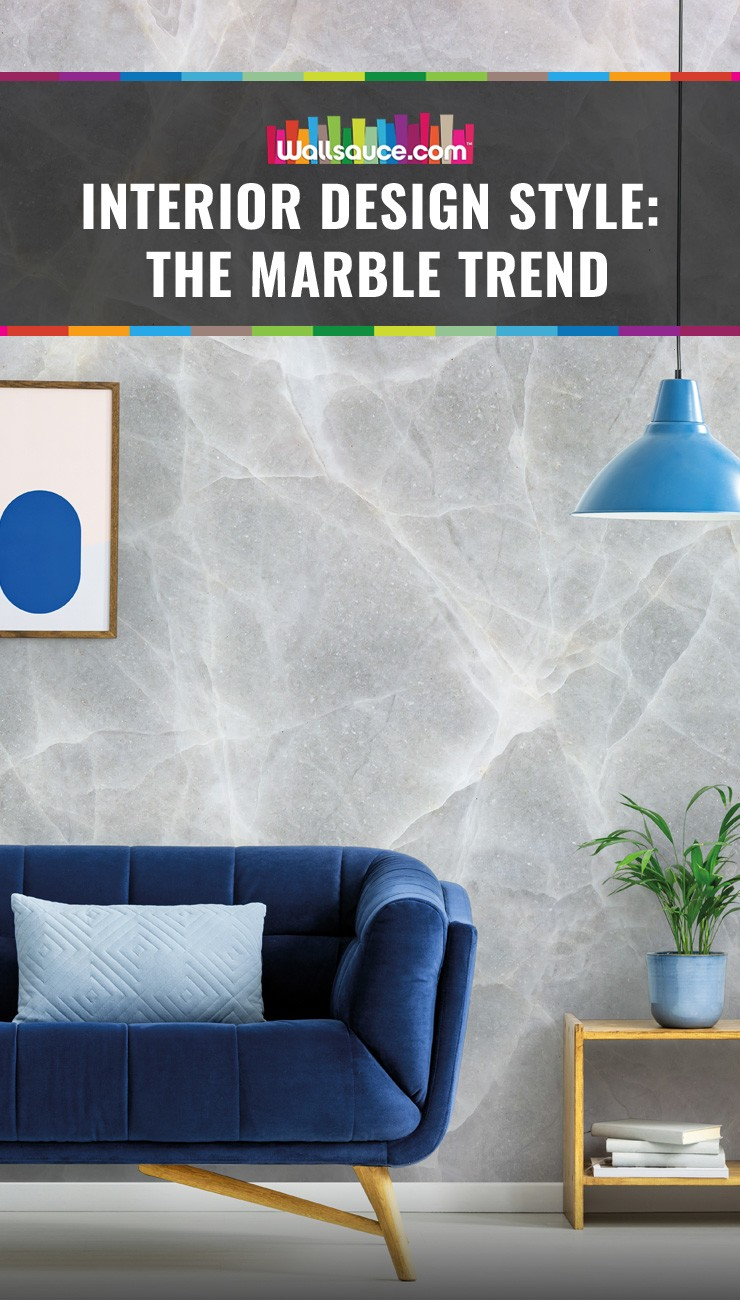 Interior-design-style-The-marble-trend