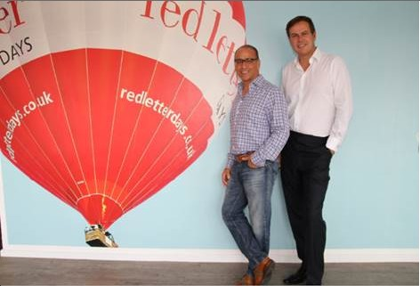 Wallsauce Wows Dragons Peter Jones and Theo Paphitis