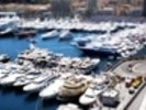 Monaco Harbour 2011 wall mural thumbnail