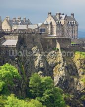 Edinburgh Castle, Scotland wallpaper mural thumbnail