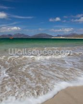 Horgabost Beach, Isle of Lewis mural wallpaper thumbnail