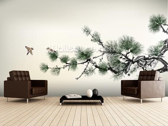 Top 10 Tree Murals Forest Wallpaper Ideas Wallsauce Uk