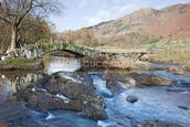 Little Langdale, Lake District wallpaper mural thumbnail