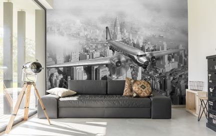 Vintage Wallpaper Wall Mural