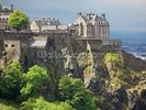 Edinburgh Castle, Scotland wall mural thumbnail