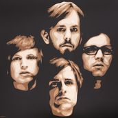 Kings of Leon mural wallpaper thumbnail