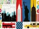 New York City Experience wall mural thumbnail