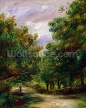 The road near Cagnes, 1905 mural wallpaper thumbnail