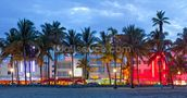 Miami Beach mural wallpaper thumbnail