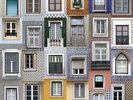 Lisbon Windows wall mural thumbnail