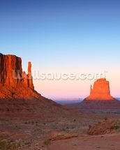 Monument Valley wallpaper mural thumbnail