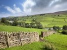 Swaledale, Yorkshire wall mural thumbnail